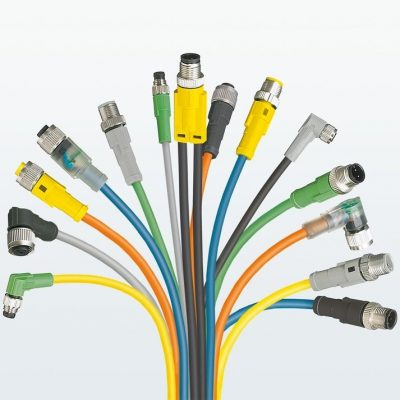 Cableado de sensores - actuadores y conectores
