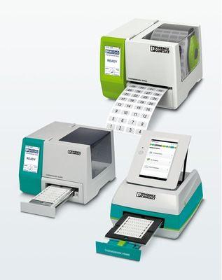 Impresoras de transferencia térmica - Marcado y rotulación