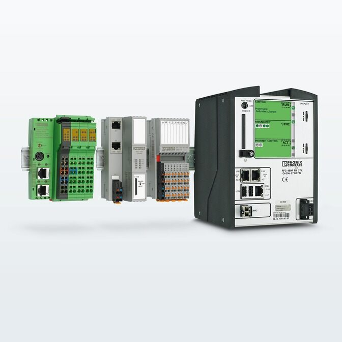 Sistemas de control - PLC