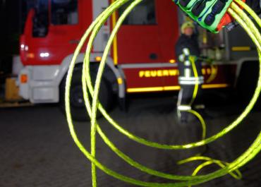 HELUPOWER Reflect: el cable reflectivo que hace visible el peligro