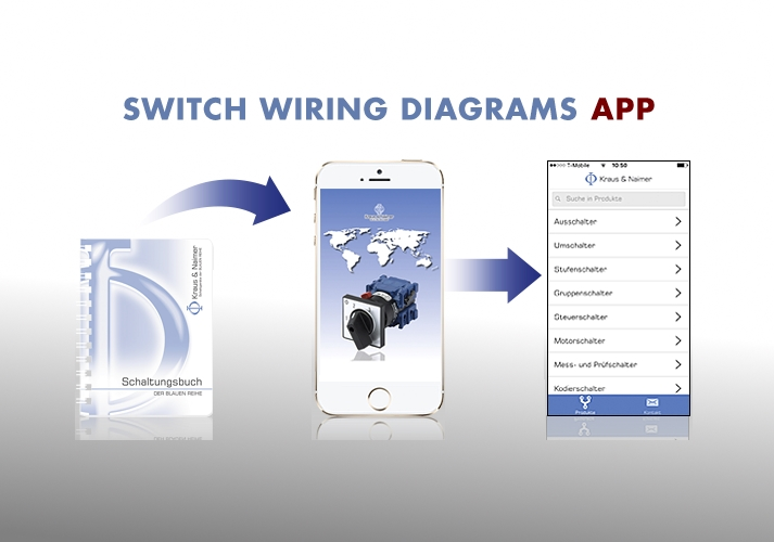 Switch Wiring Diaggrams App