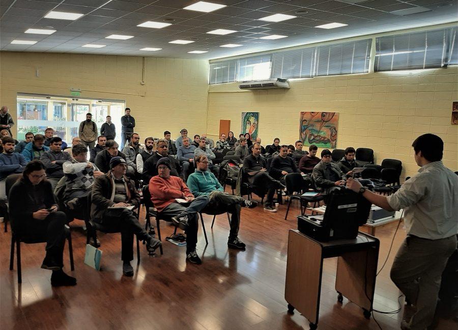 Capacitación en Paso Severino - OSE
