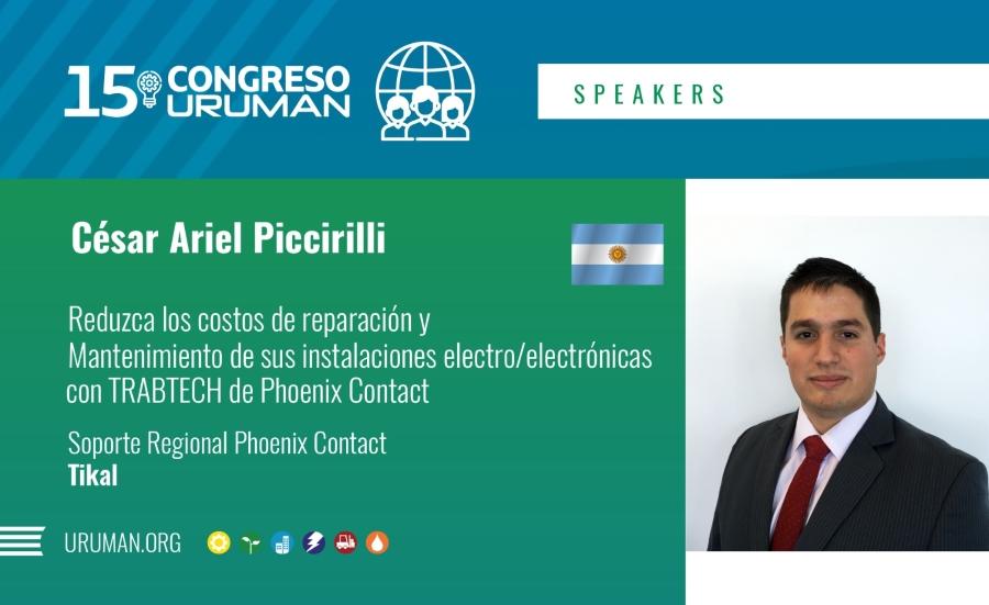 César Piccirilli - URUMAN