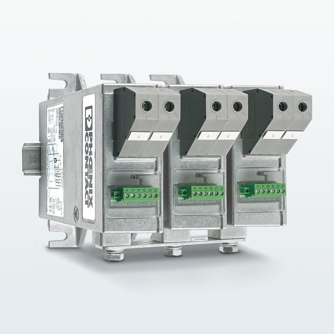 POWERTRAB - descargadores ideales para instalaciones de energía eólica
