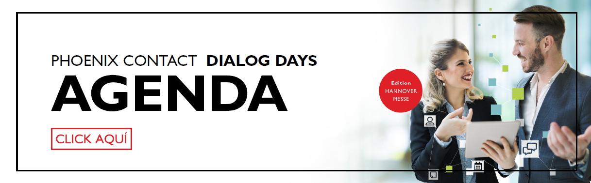 Agenda Phoenix Contact Dialog Days