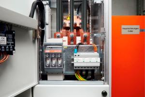 Instalación de descargadores de sobretensiones