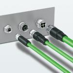 Cara enchufable M2-3 I2-3 C2-3 E2-3 según IEC 63171-5
