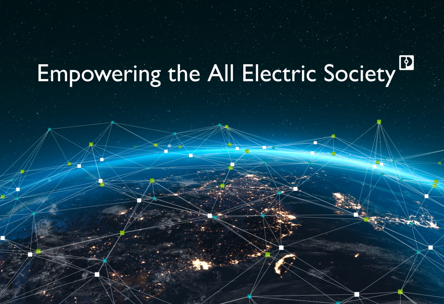 The All Electric Society