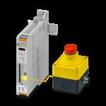 Desconexión segura con Safe Torque Off (STO)