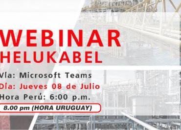 Cables de instrumentación: webinar de HELUKABEL Perú