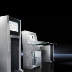 Sistemas pupitre / Sistemas de armarios PC / Centros de trabajo industriales - Armarios de distribución