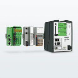 Sistemas de automatización para PROFINET y Modbus/TCP