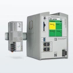 PLCnext Control en dos clases de potencia