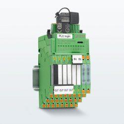Automatización - Sistema de relés para controlar procesos de automatización sencillos