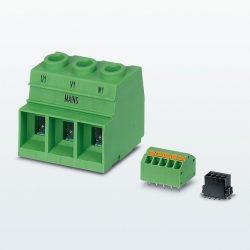 Bornes para placa de circuito impreso